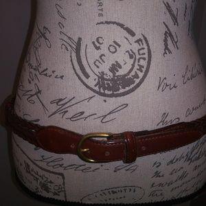 Cabela's Braided Leather Belt